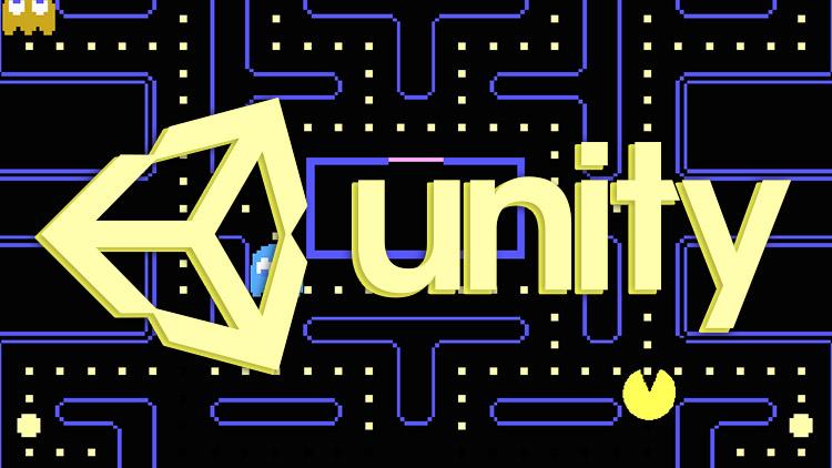 Создание PacMan в Unity для Android и iOS